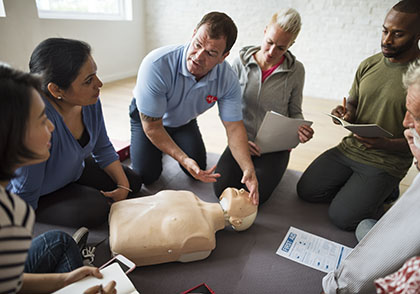 CPR First Aid Instructor Course - First Aid Training Bangkok