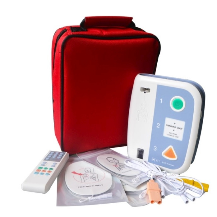 XFT-120C+ AED Trainer<br />Dual Languages: Thai & English - First Aid Training Bangkok