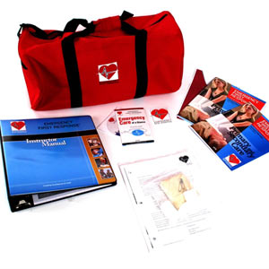 EFR CPR Instructor Start-Up Pack - First Aid Training Bangkok