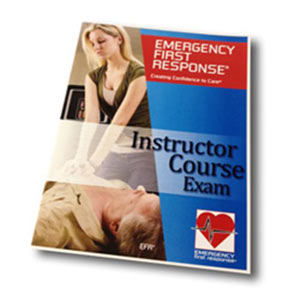 EFR Instructor Course Exam - First Aid Training Bangkok