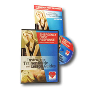 EFR Instructor Course Lesson Guides - CD-ROM - First Aid Training Bangkok