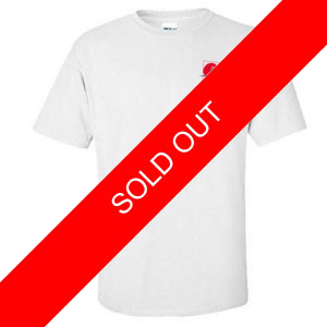 (SOLD OUT) - Emergency First Response T Shirt White (all sizes available) - First Aid Training Bangkok