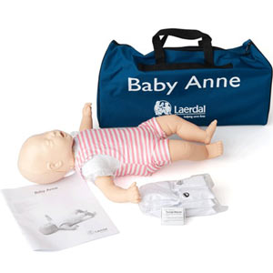 Laerdal Little Anne Manikin Lung Bag (replacement part) - First Aid Training Bangkok