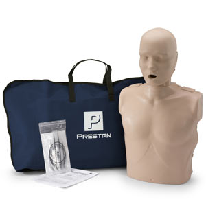 Prestan® Professional Adult CPR Manikin with LED CPR Monitor - First Aid Training Bangkok