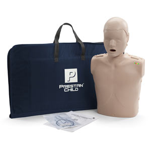Prestan® Professional Child CPR Manikin with LED CPR Monitor - First Aid Training Bangkok
