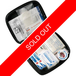 81 Piece Medium Home First Aid Kit - First Aid Training Bangkok