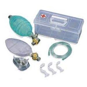 หน้ากากวาล์วถุงผู้ใหญ่ (BVM) - First Aid Training Bangkok