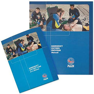 Basic Emergency Oxygen Provider Certification Pack with PIC - First Aid Training Bangkok