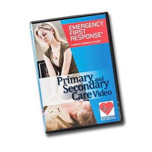 การปฐมพยาบาลขั้นปฐมภูมิ (CPR) & ขั้นทุติยภูมิ (ปฐมพยาบาลเบื้องต้น) ของ EFR พร้อม ดีวีดี (อังกฤษ, ฝรั่งเศส, สเปน) - First Aid Training Bangkok