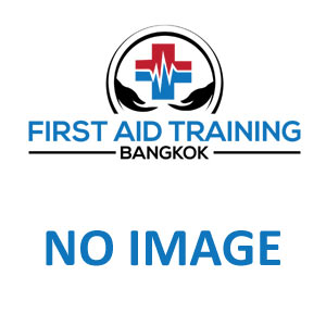 Emergency First Aid T Shirt White (all sizes available) - First Aid Training Bangkok