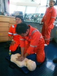 HSQE AED Training Course