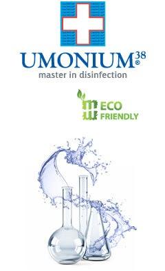 UMONIUM38 - Covid 19 Disinfecting