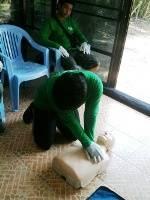 CPR Workshop At Beyond Limits Challenge Park