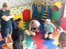 Bangkok CPR and First Aid Parent Group Workshop