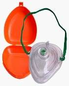 CPR Resuscitation Pocket Mask