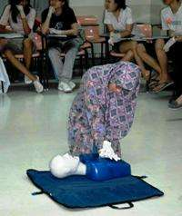 Mahidol University CPR Courses