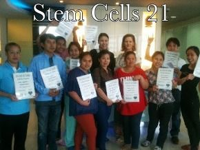 Stem Cells 21 AED Workshop in BKK