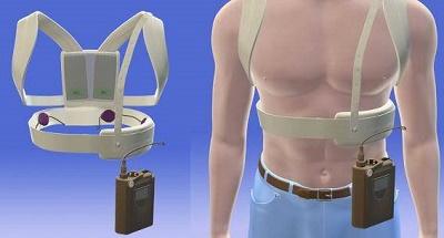 Wearable Cardioverter Defibrillator Life-vest